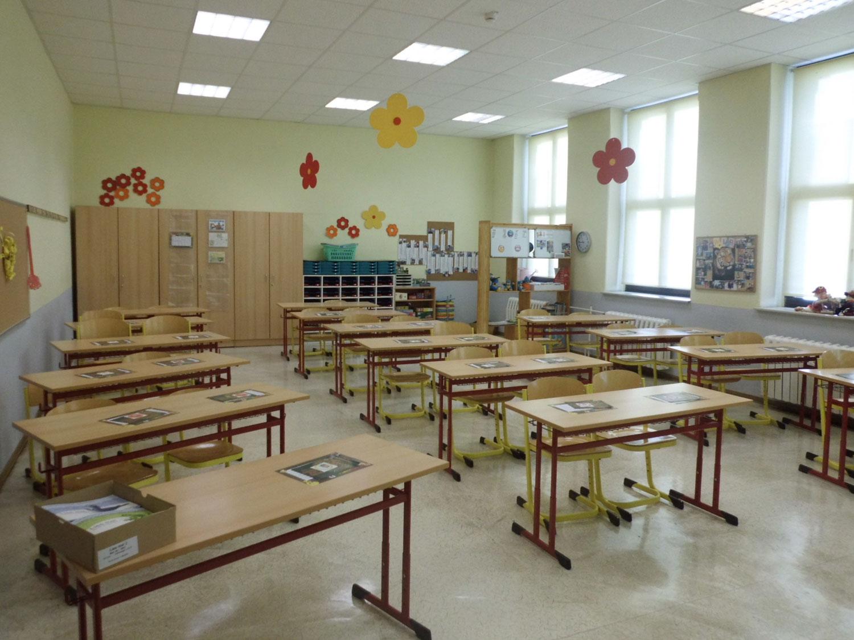 Klassenzimmer Klasse 2